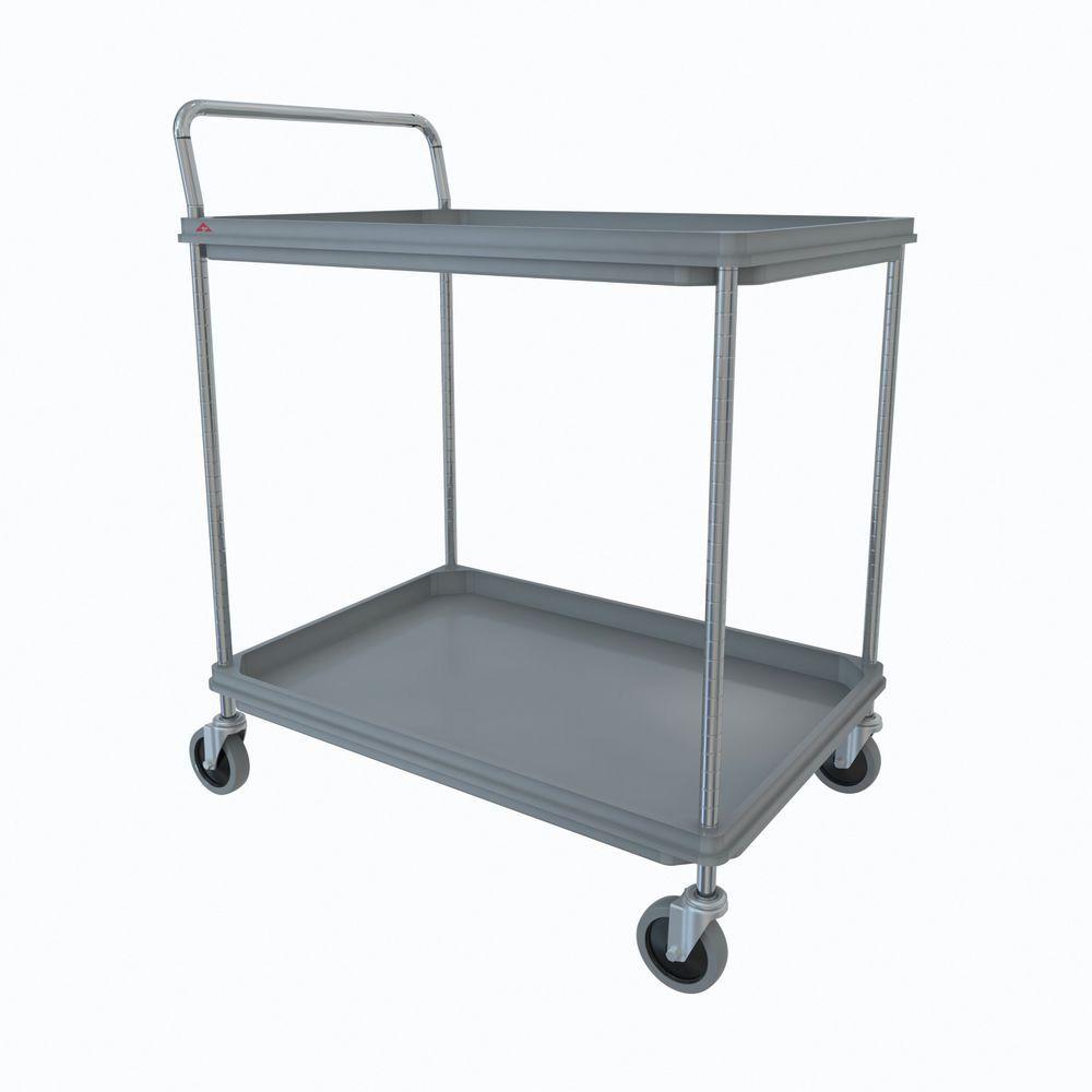 Grey Utility Cart