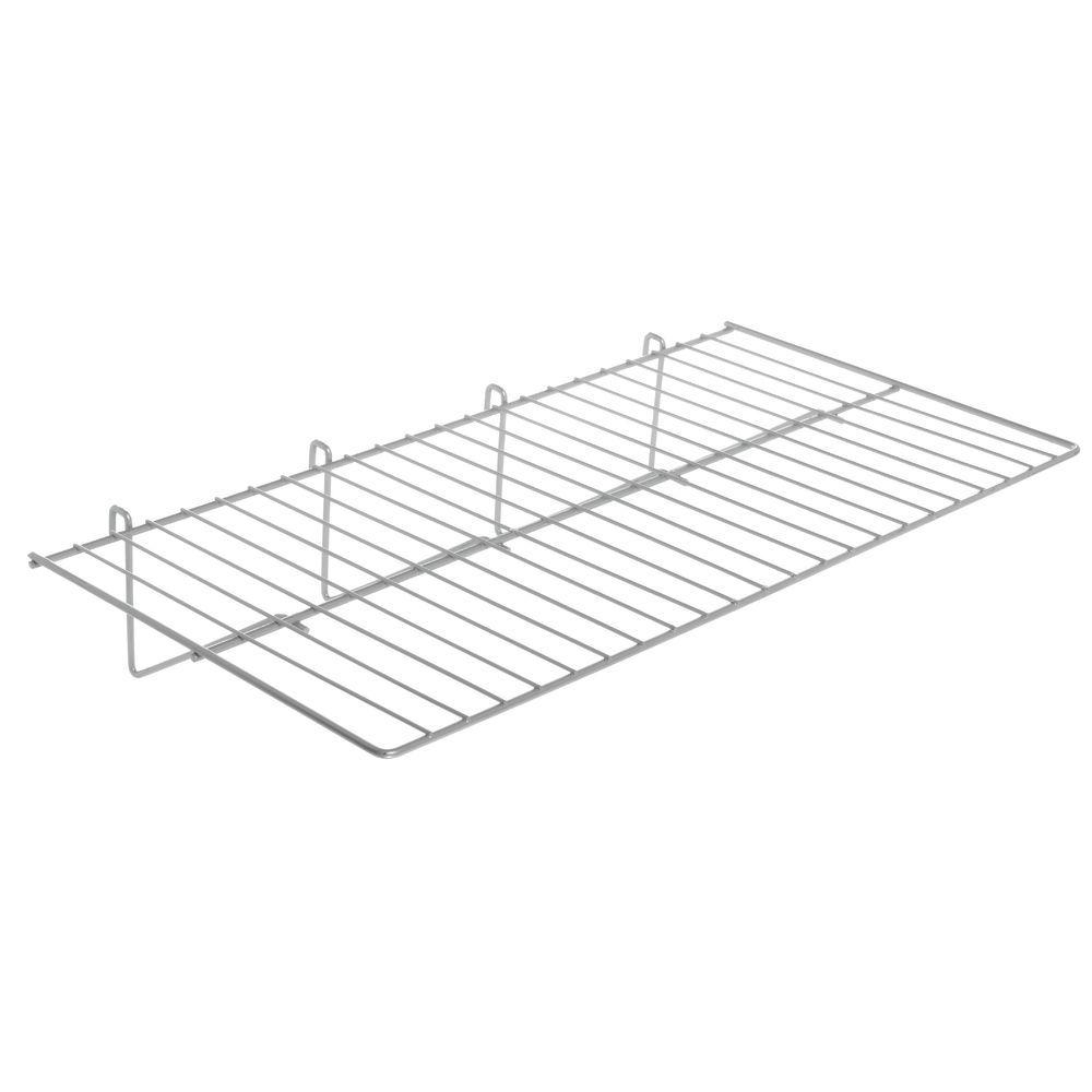 Chrome Gridwall Shelf