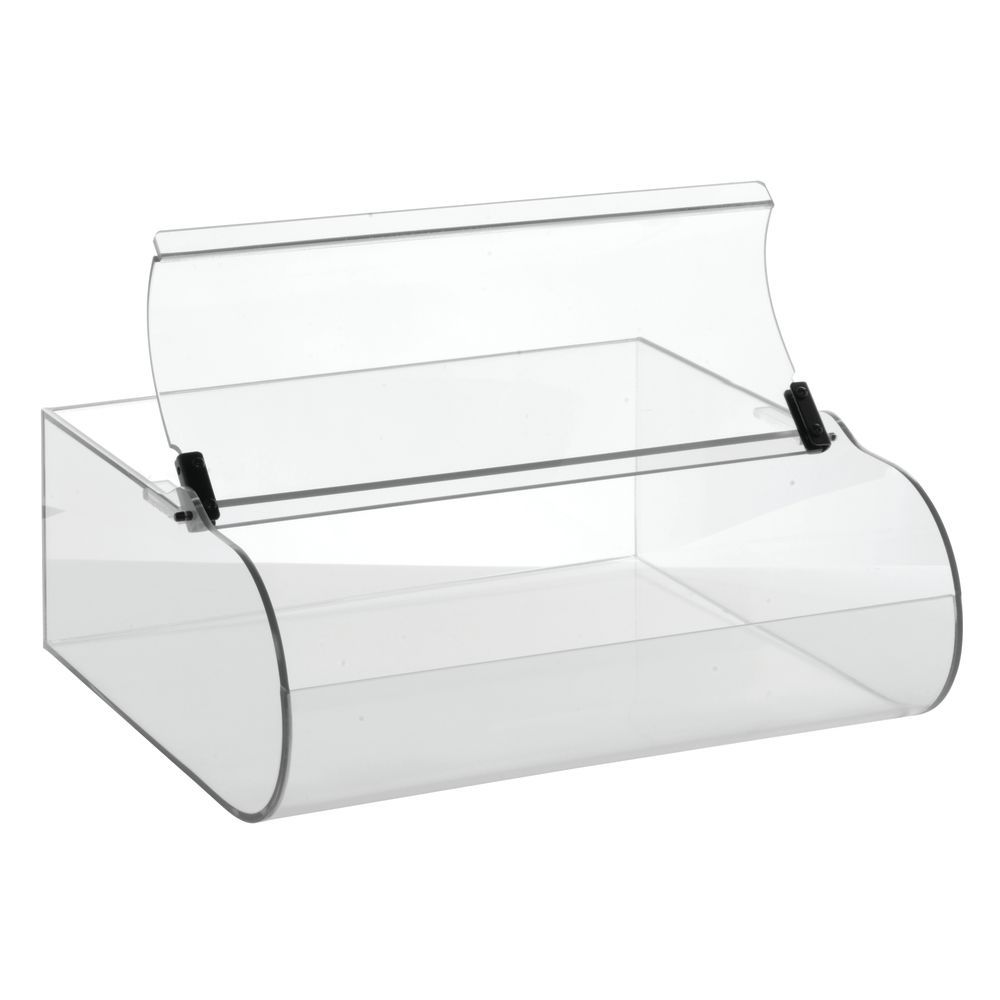 Clear Acrylic Display Box for Tiered Wire Stand