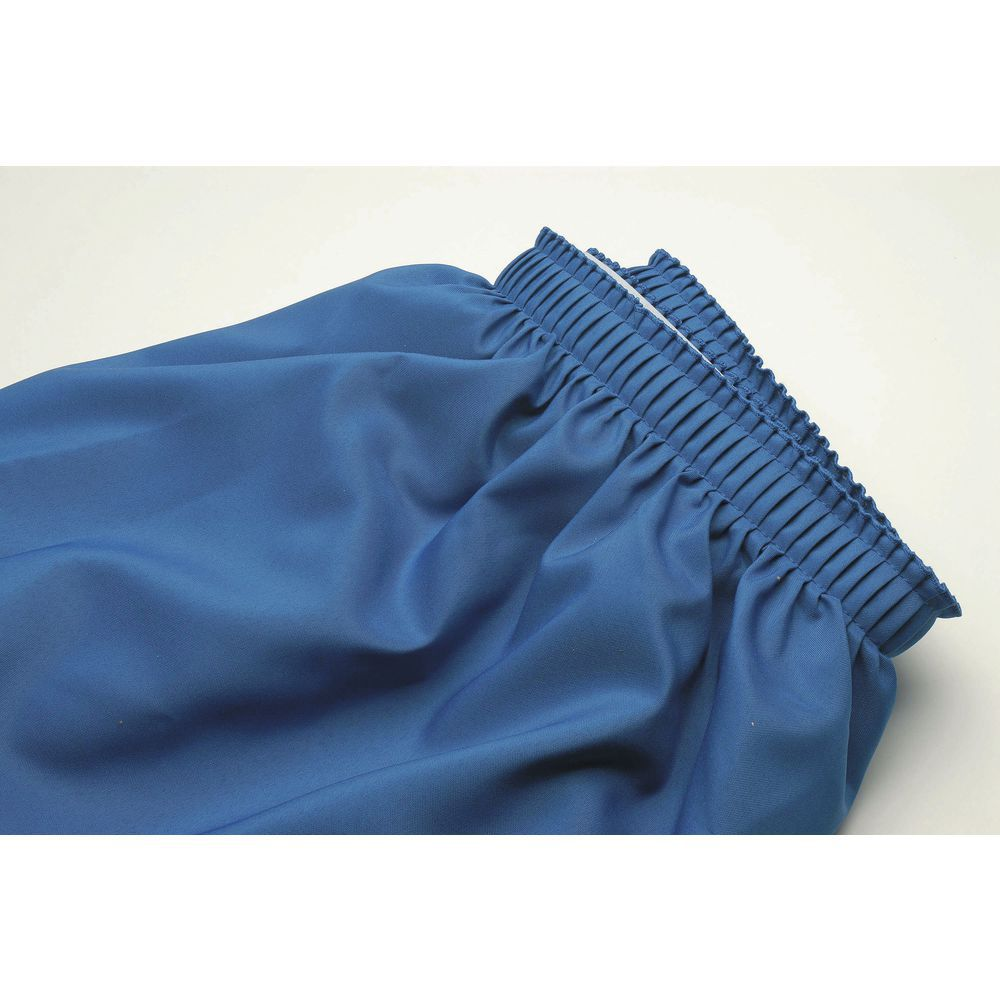 """Trade Show Table Skirts Royal Blue Shirred Polyester 29""""H x 13""""L"""