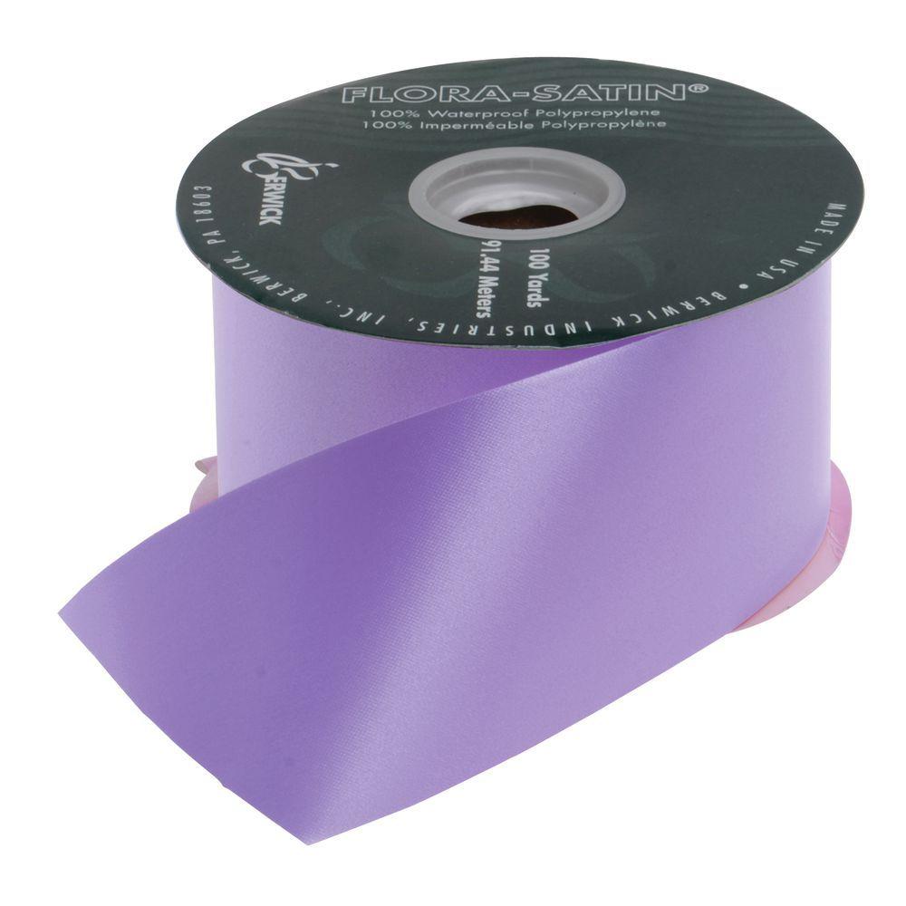 2 1/2 (W) Decorative Ribbon, Lavender