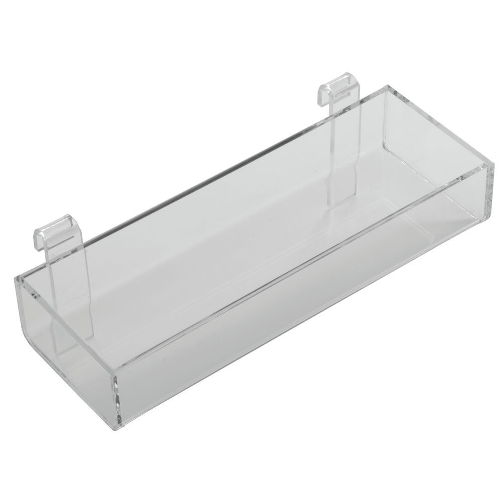Gridwall Shelf Tray