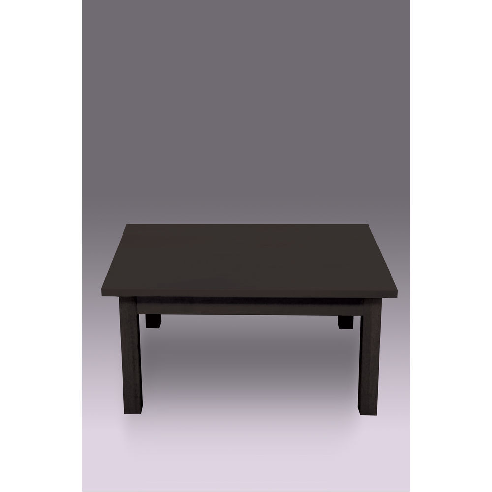 Small Black Nesting Table