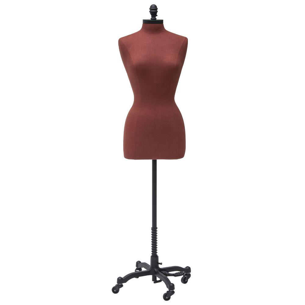 Linen Dress Form