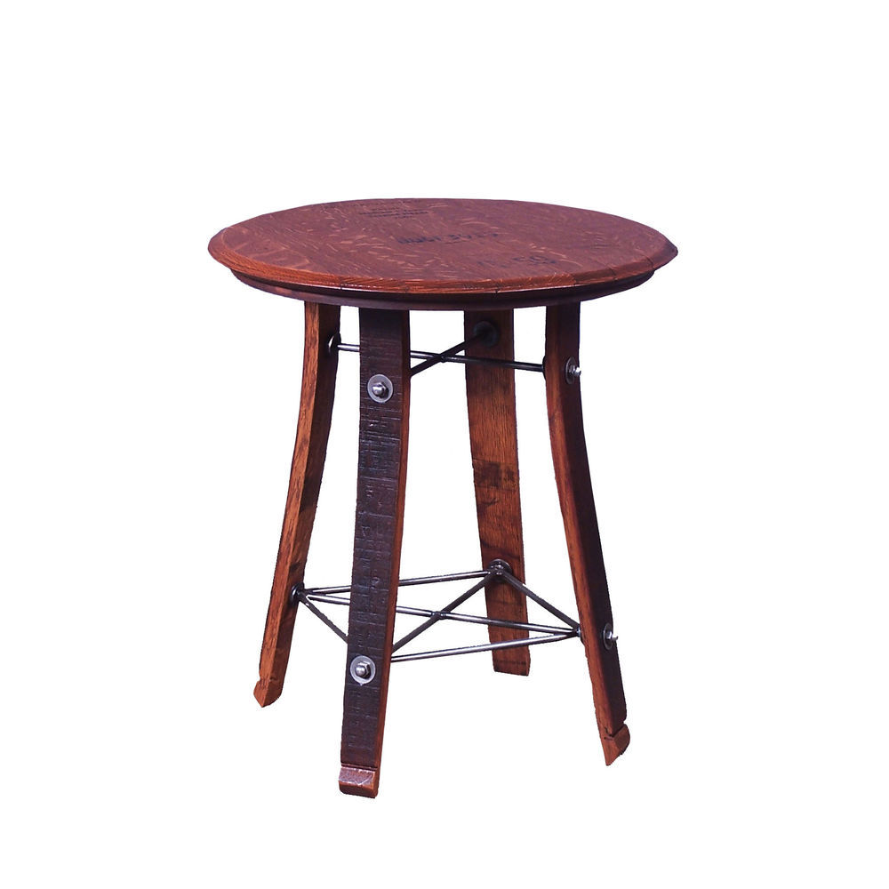 Unique barrel tables for Unique end tables