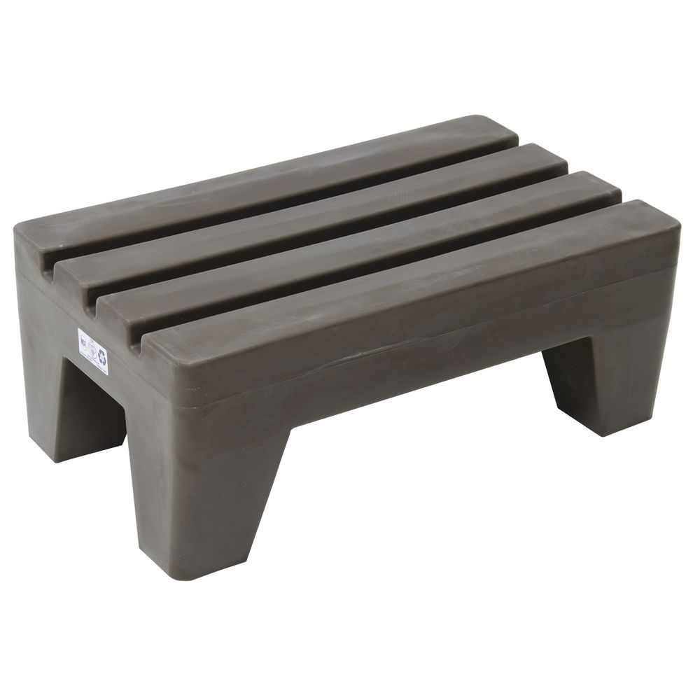"""Dunnage Rack 18""""L x 30""""W x 12""""H Brown"""