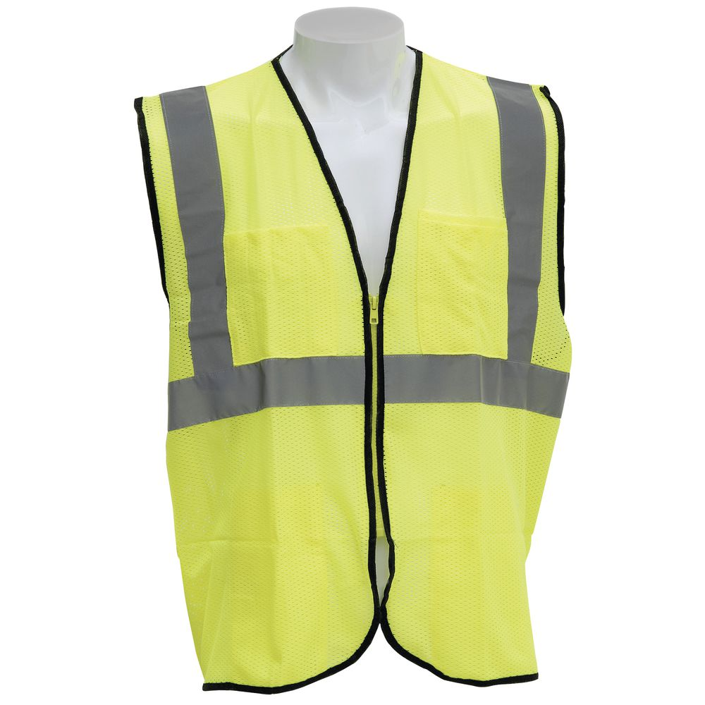 S/M High Visibility Safety Vest