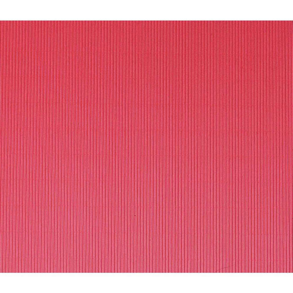 Red Corobuff Valance
