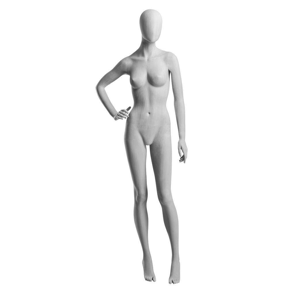 Hand on Hip Female Mannequin