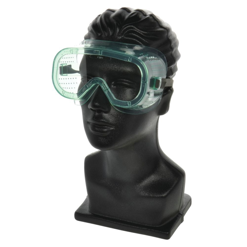 Safety Goggles Direct Vent Polycarbonate Lens