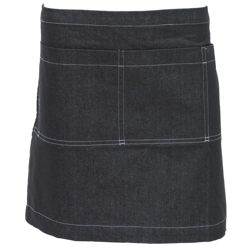 Kitchen Wears™ Diamond Collection™ Waist Apron Denim Black
