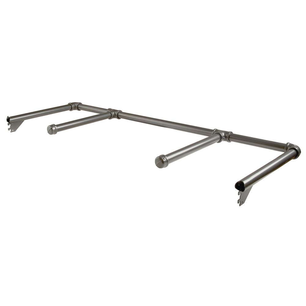 FACEOUT, PIPELNE, DBL BAR, REARFACING 48""