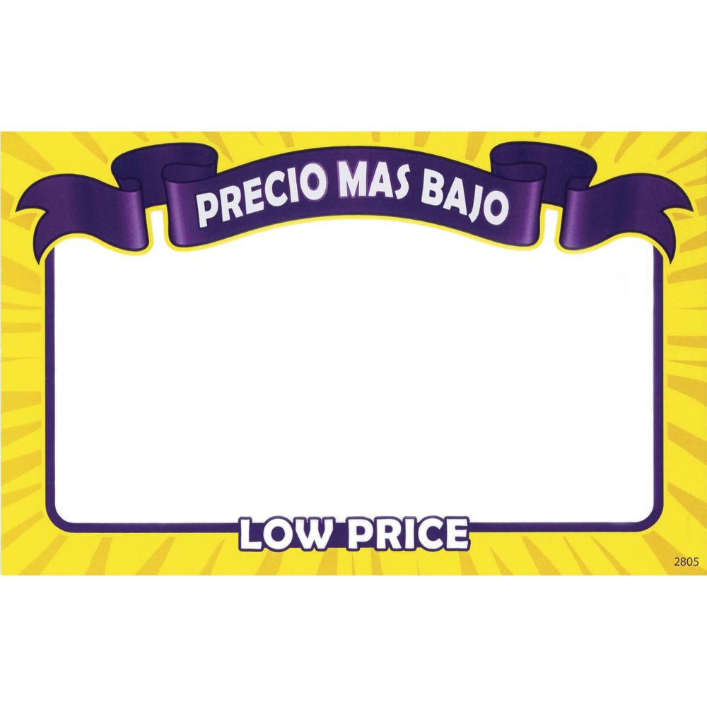 CARD, WRITE-ON, RIBBN, PRECIO MAS BAJO