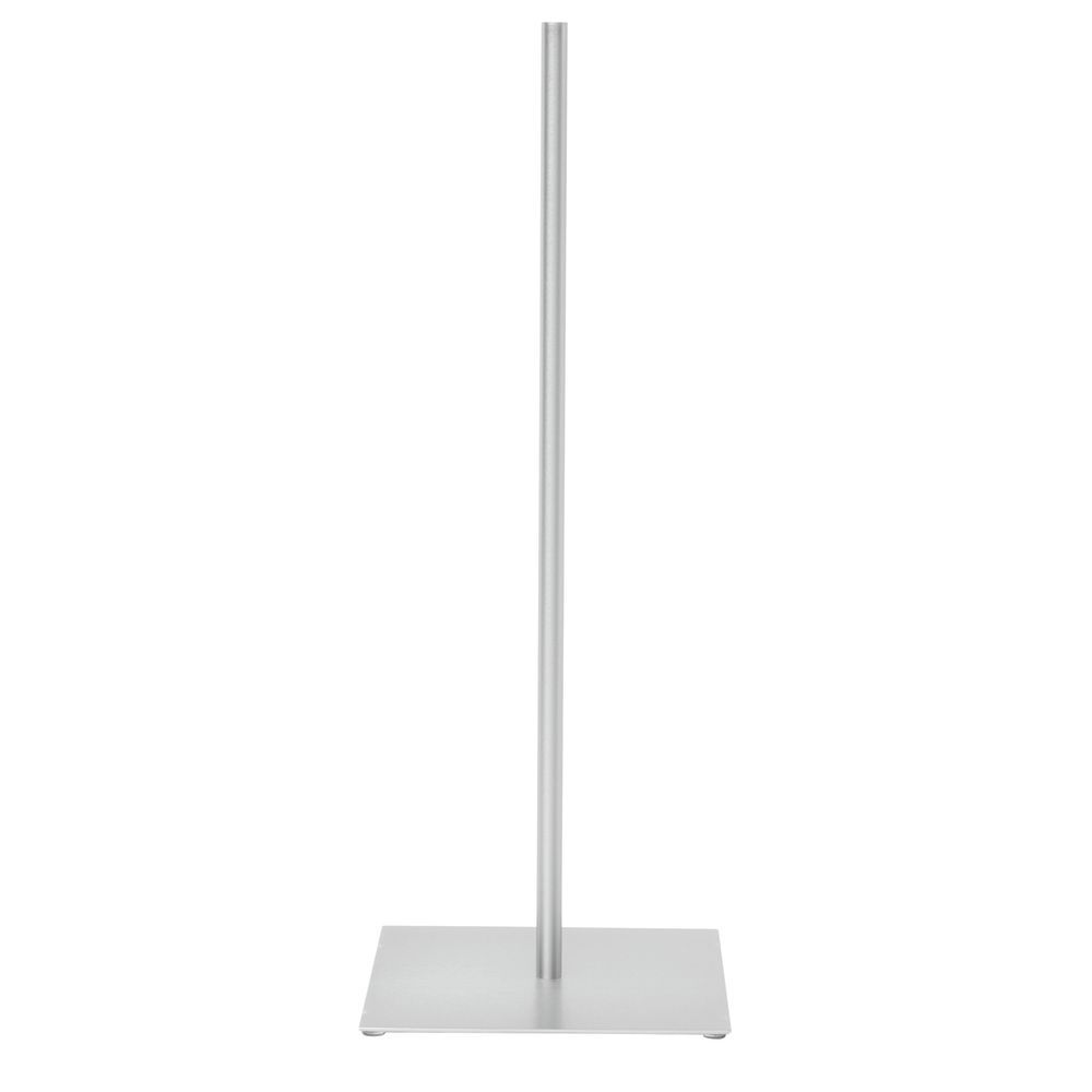 Chrome Mannequin Stand Base