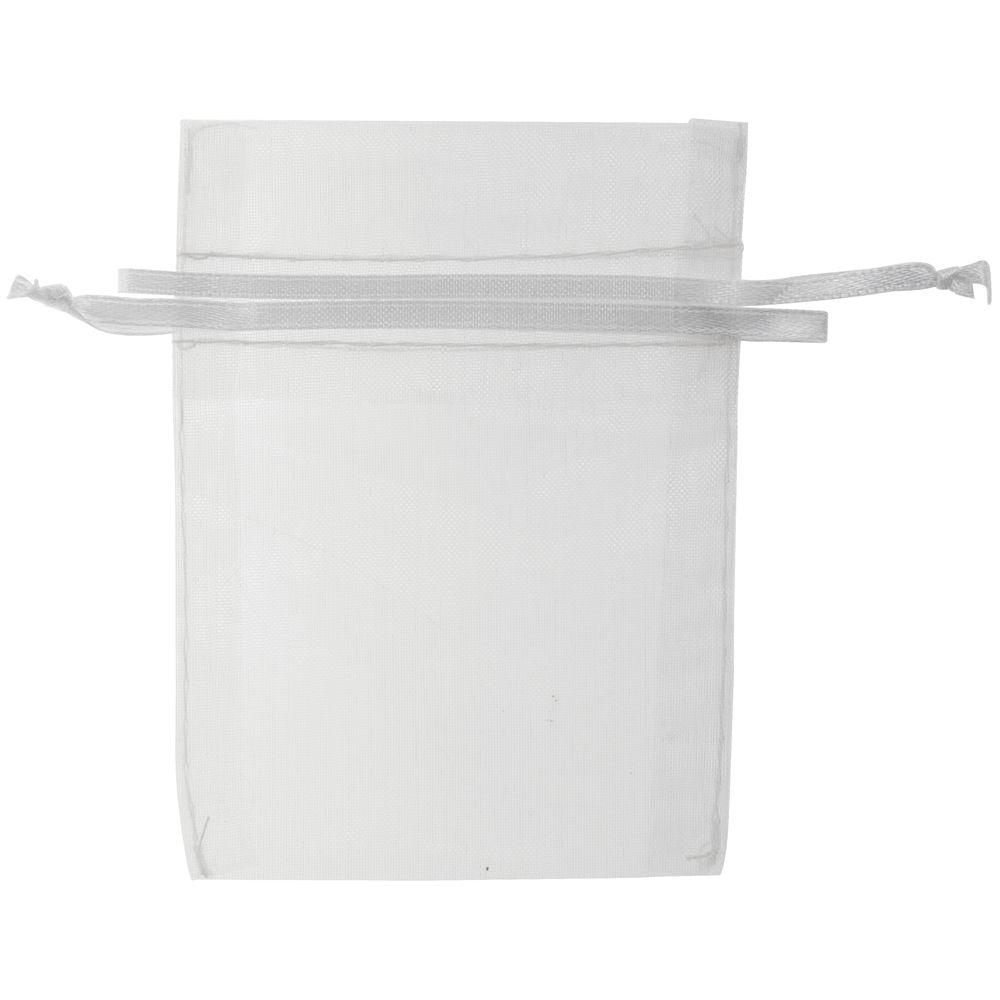 3 x 4 White Organza Gift Bag