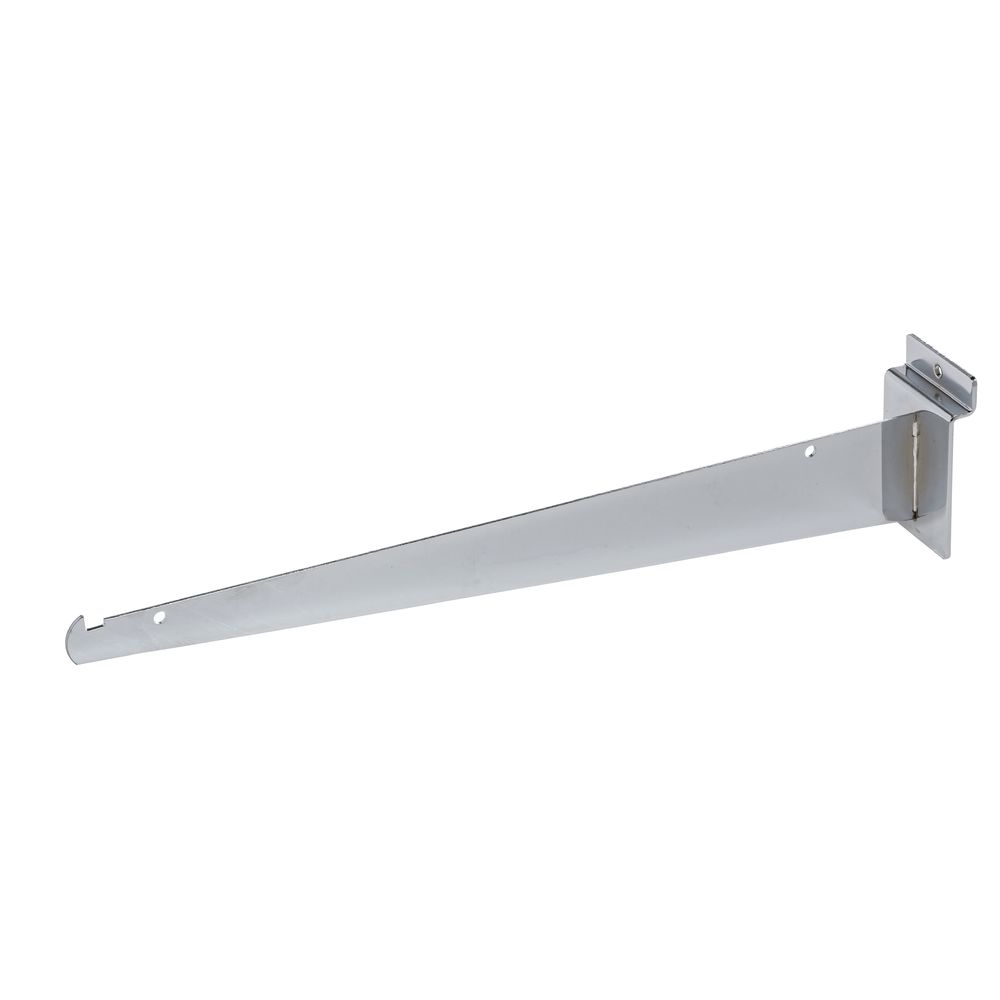 "14"" White Shelf Bracket"