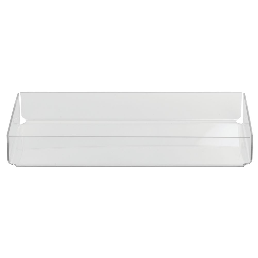 TRAY, CLEAR, REPLACEMENT 5-1/4X11X2