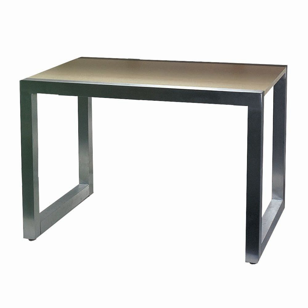 Stacking Table with Adjustable Levelers