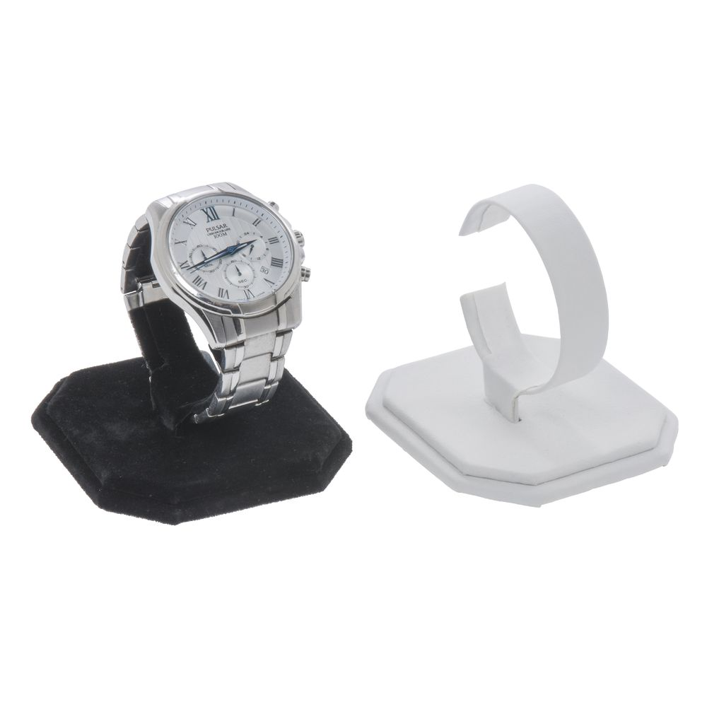 Countertop Watch Stand, Black