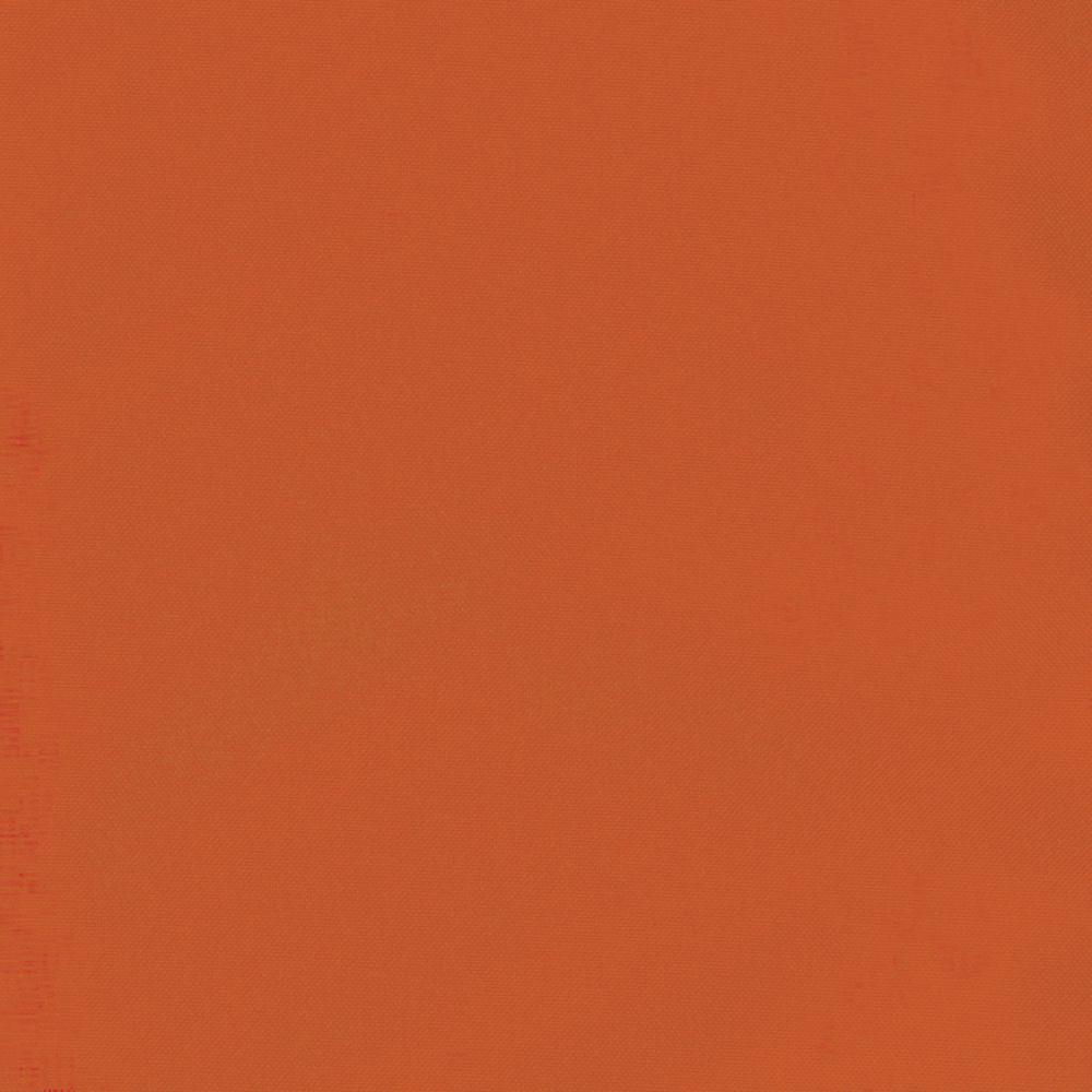 "TABLECLOTH, ORANGE, 90""DIA, 100% POLY"