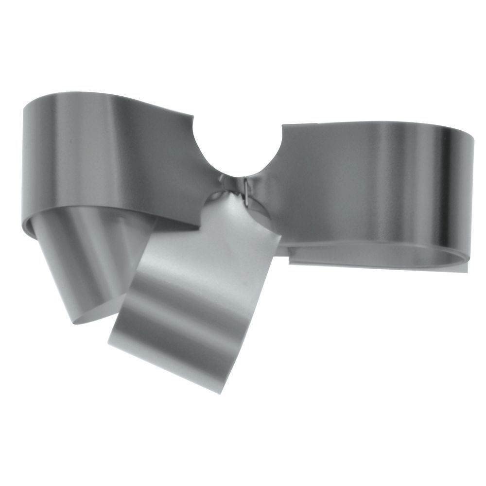 Silver Gift Bows