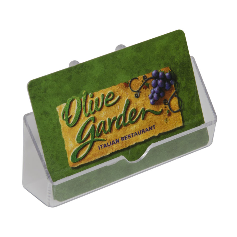 "Visi-Bin™ Gift Card Holder, 1.41"" D"