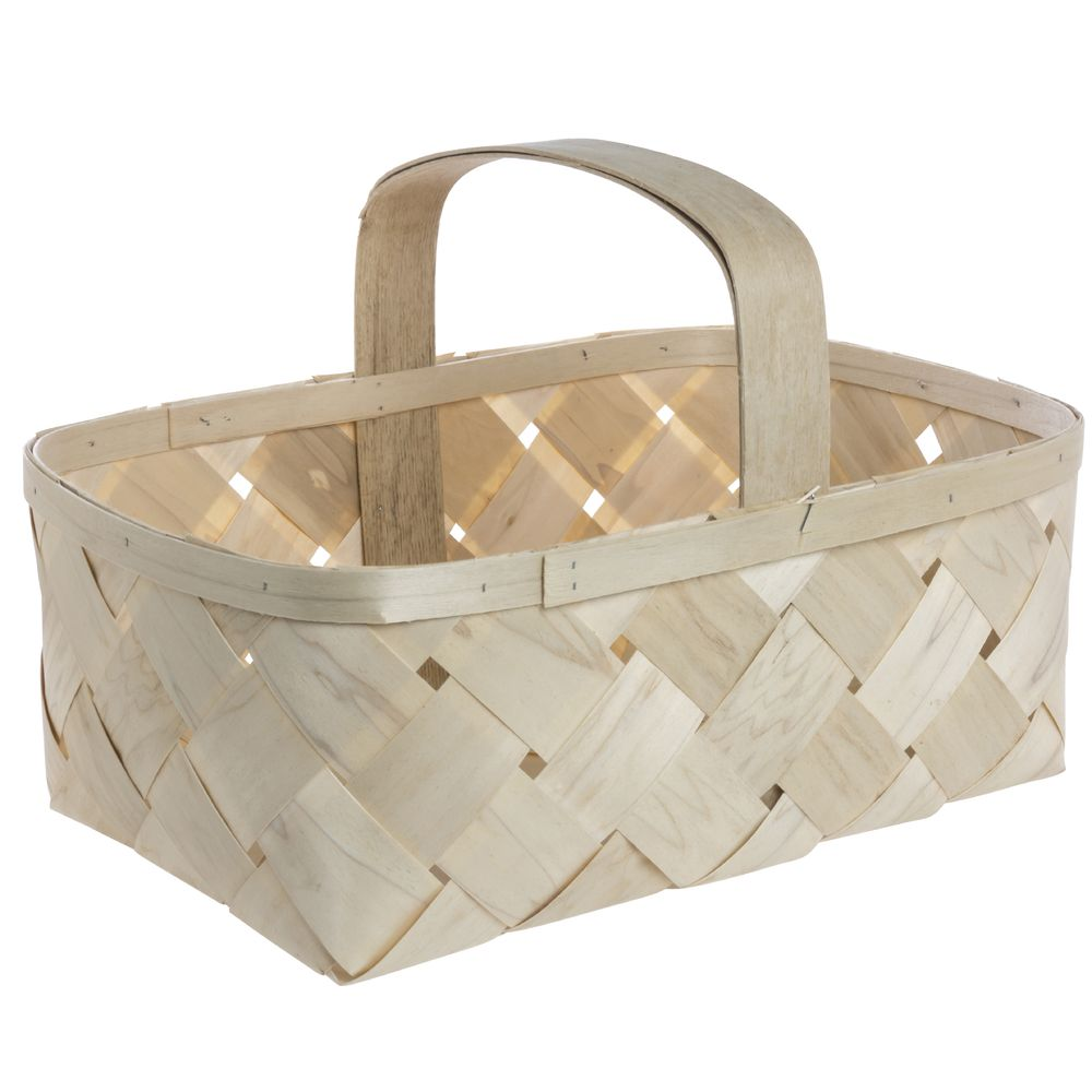 "Storage Basket with Handle 10""L x 24""W x 15""H"