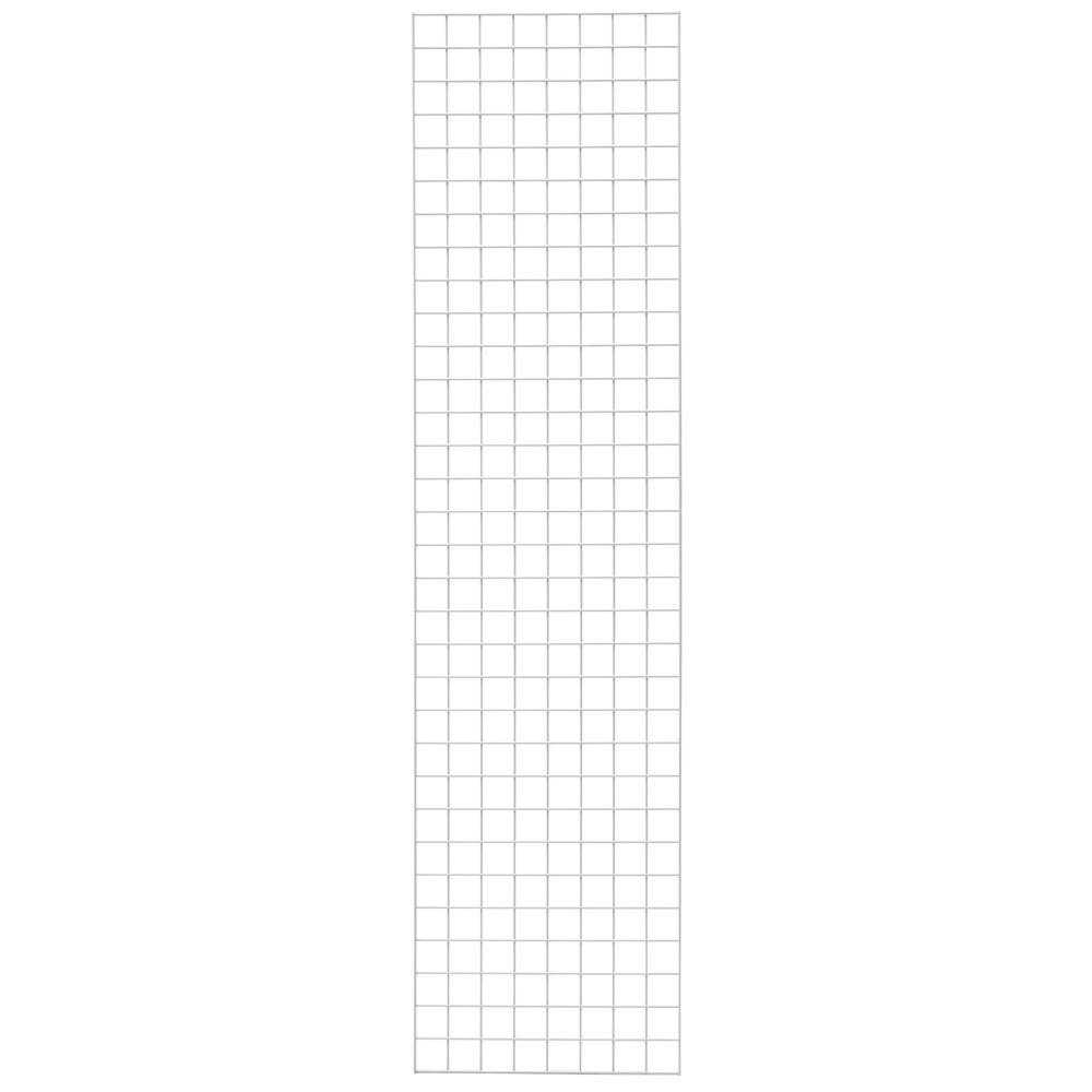 PANEL, GRID, 2' X 8', WHITE