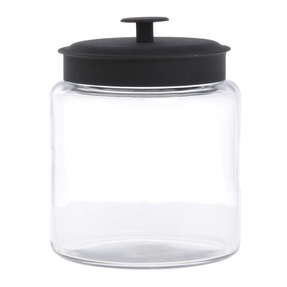 JAR, MONTANA, 96OZ, BLACK