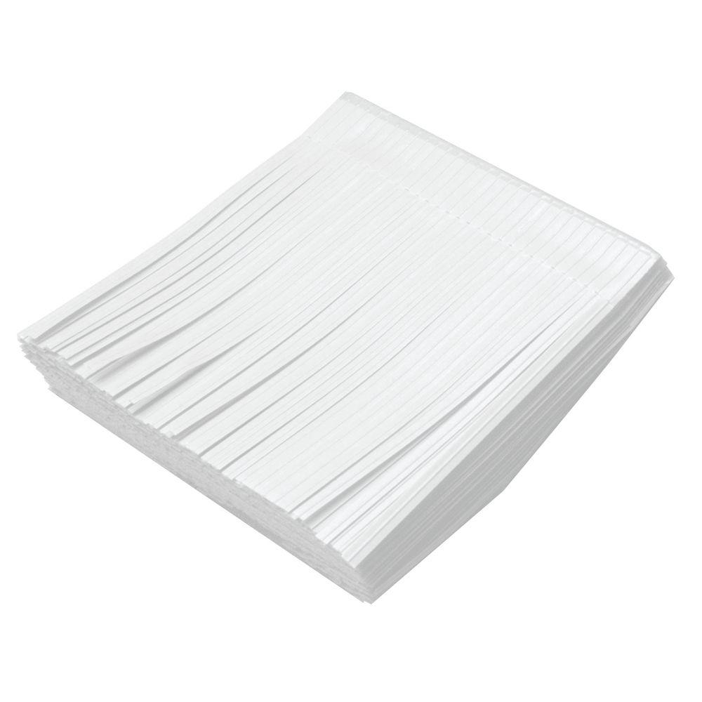 TWIST TIES, WHITE CONDENSED 4800 TIES
