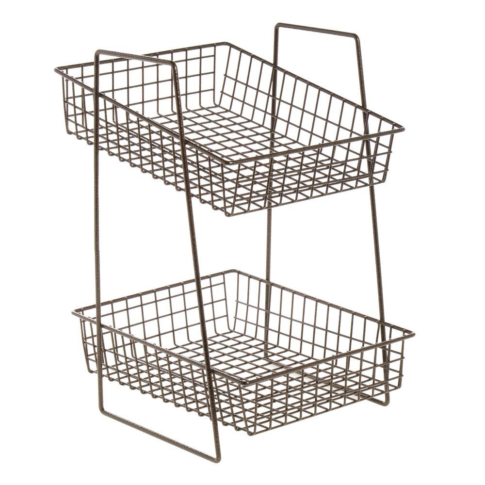 Tiered Metal Stand