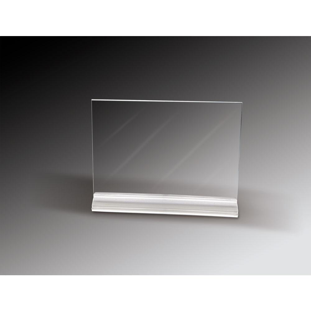11 x 8 1/2 Clear Acrylic Sign Holder