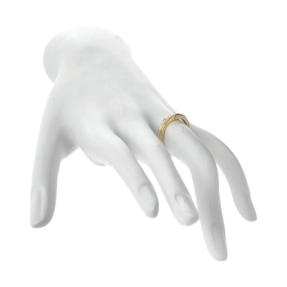 FORM, HAND, FIBERGLASS, WHITE