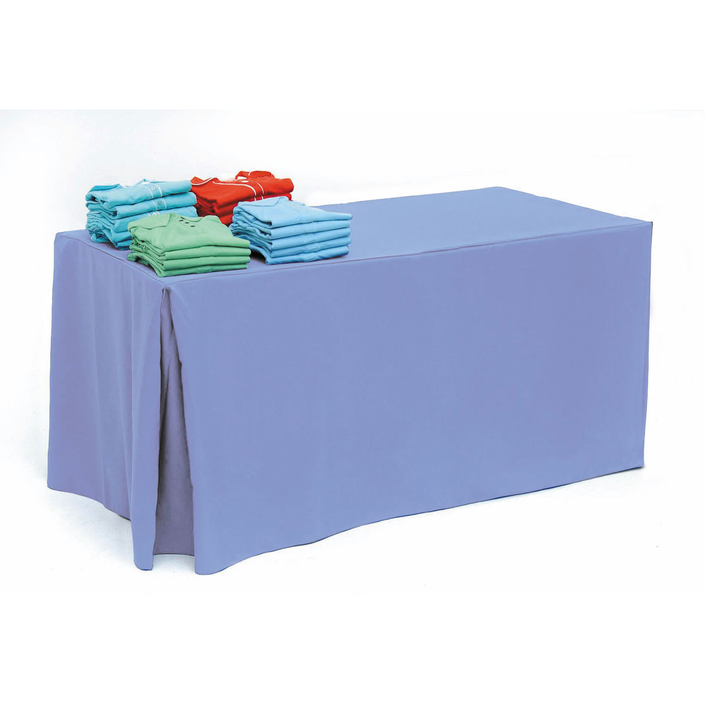 Lilac Rectangle Tablecloths for 6ft Tables
