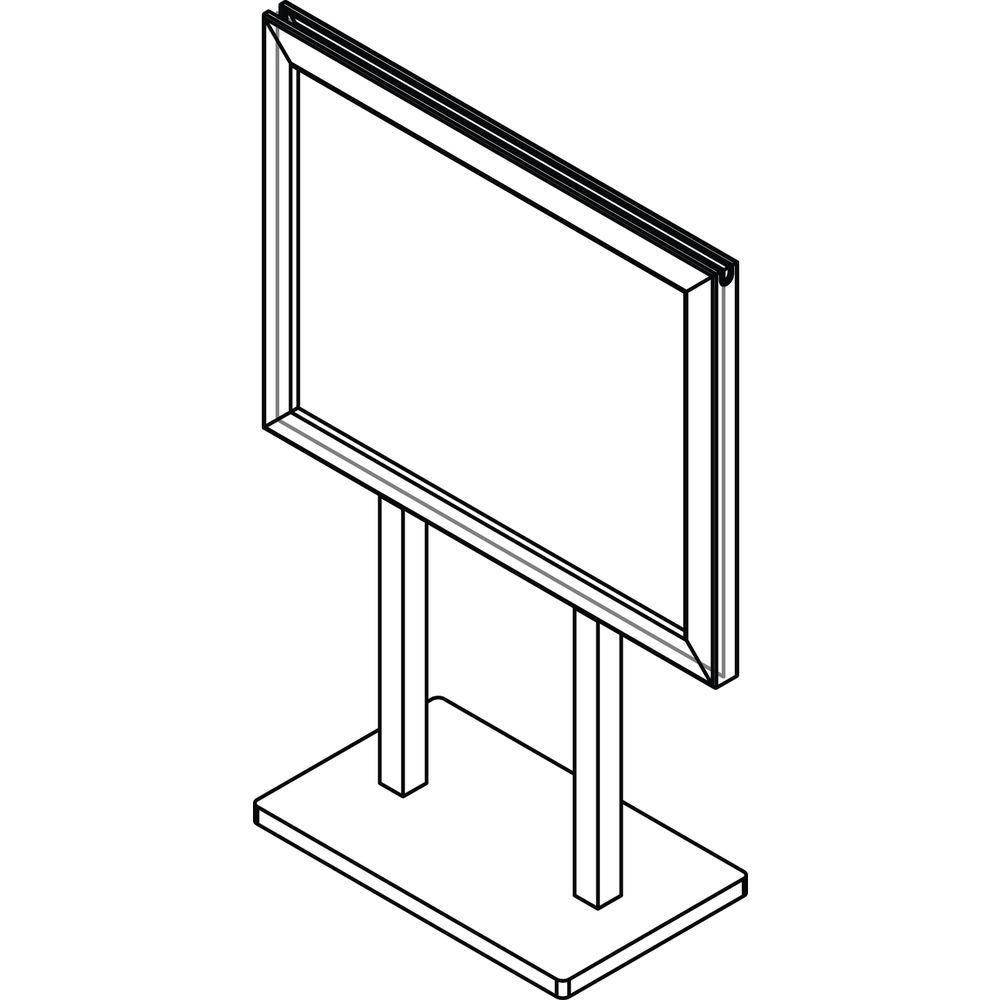 Burnside Sign Frame, 7 x 5 1/2