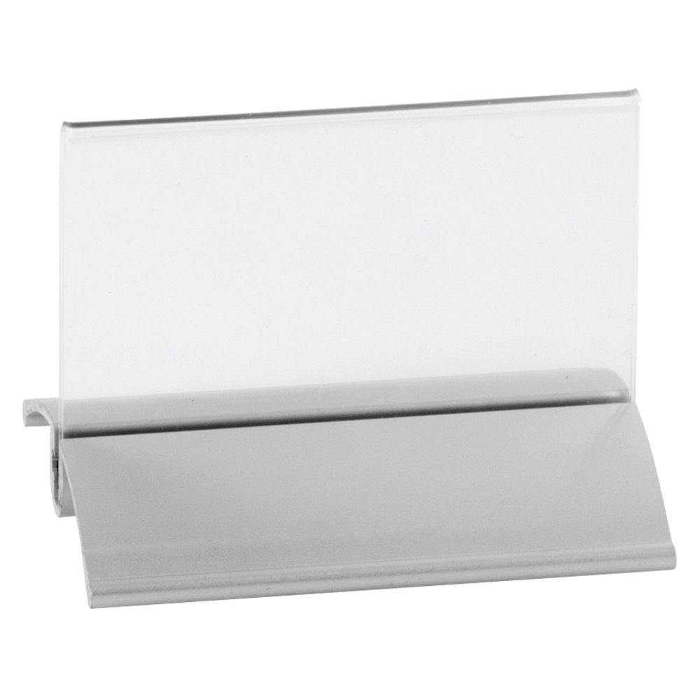 3 1/2 x 2 Double-Sided Sign Holder