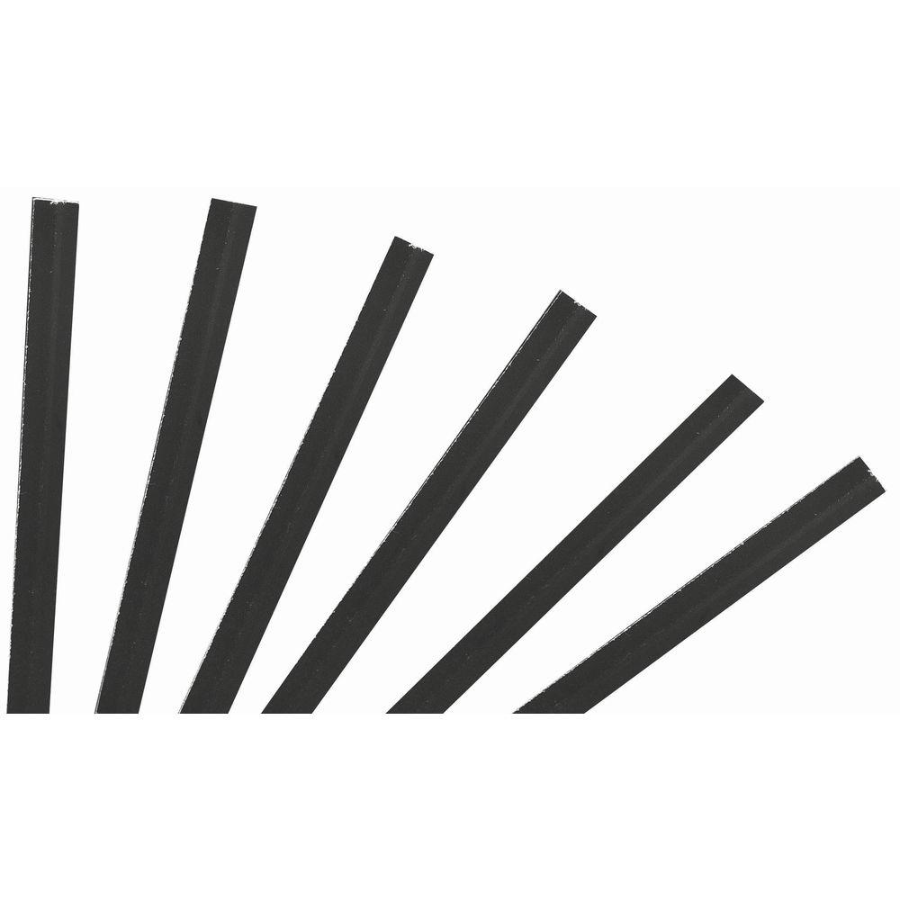 Black Twisty Ties