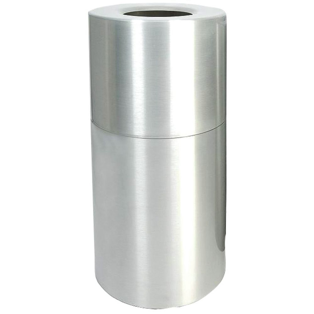 Elegant Aluminum Trash Can adds Class to Your Business