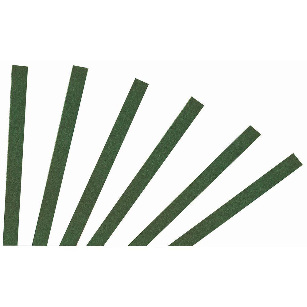 Green Twisty Ties