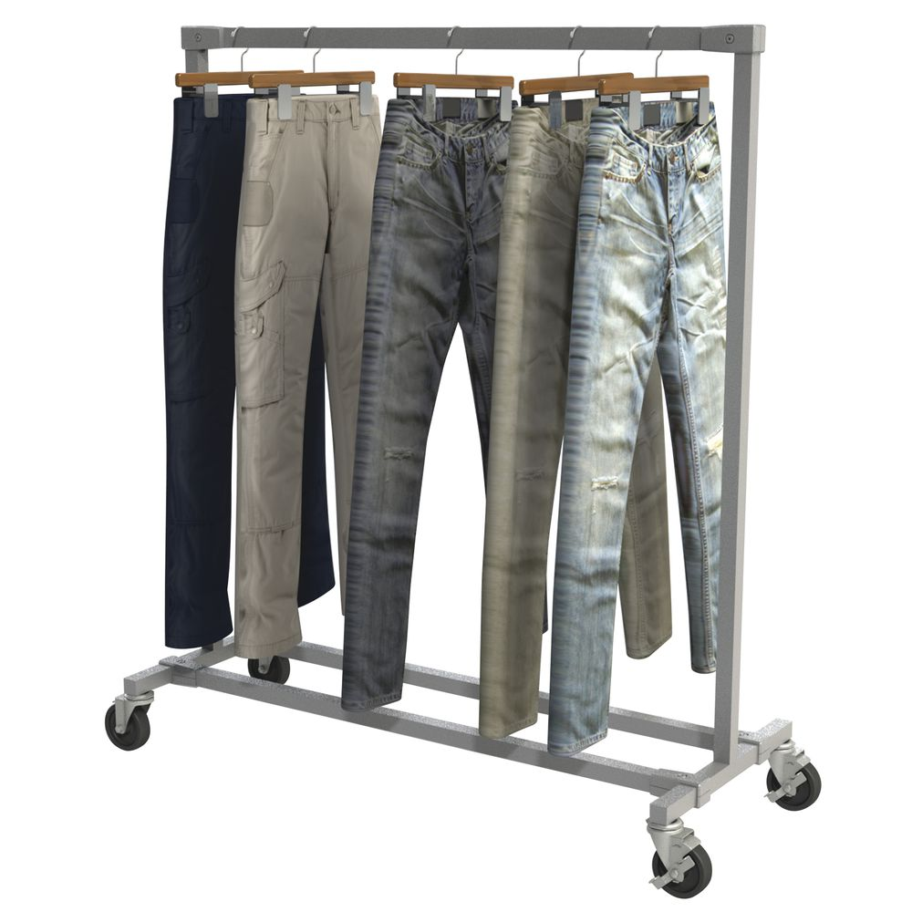 Burnside Clothing Rolling Rack