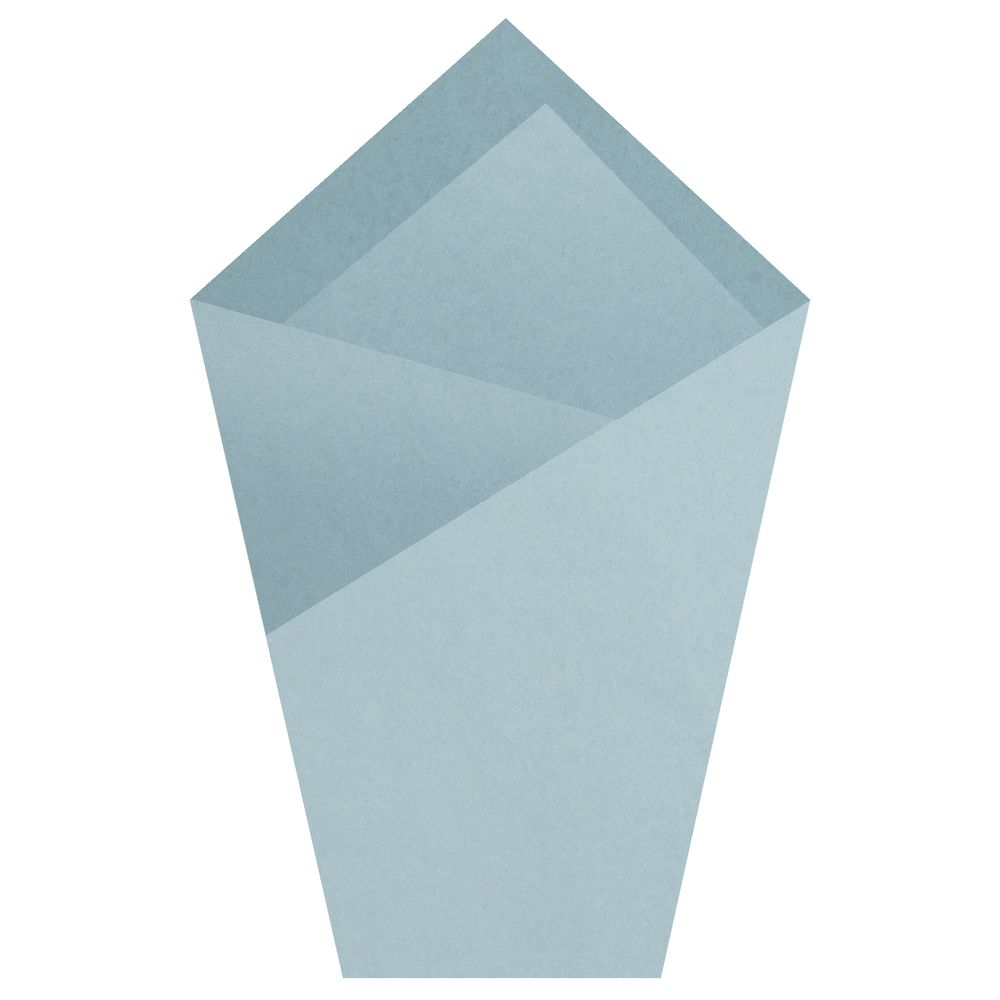 Light Blue Colored Tissue Paper