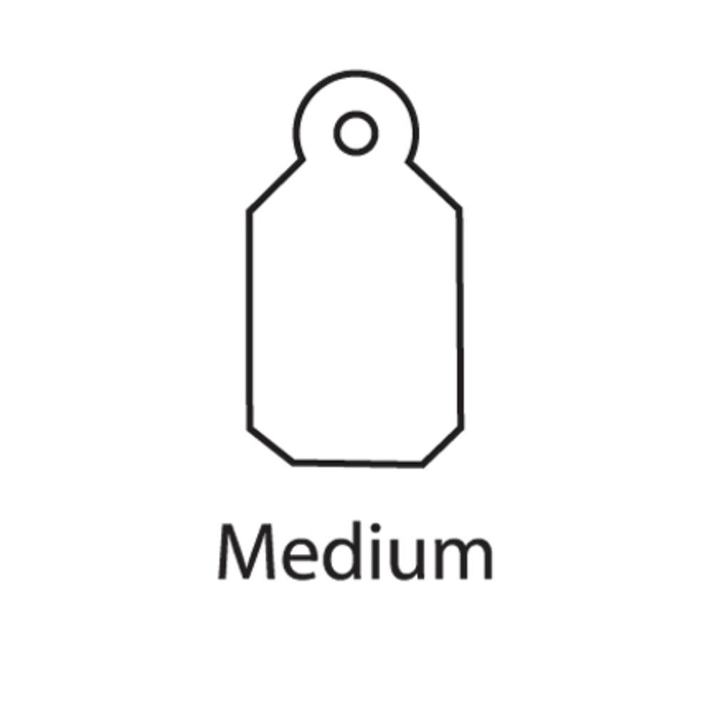 Medium Jewelry Tag
