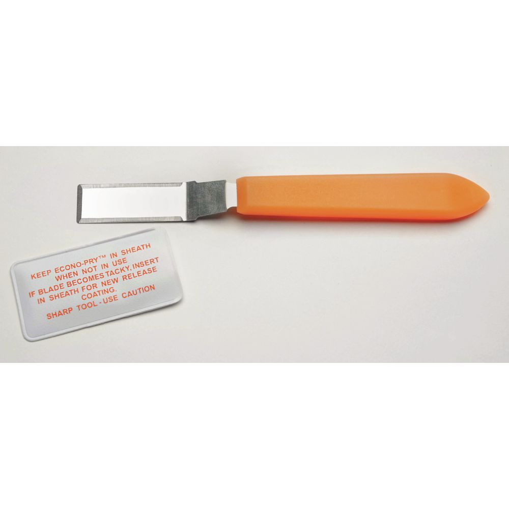 REMOVER, LABEL, STEEL TIP, ORANGE