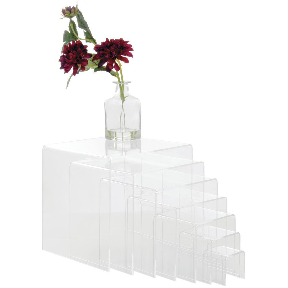 7- Piece Acrylic Display Stand