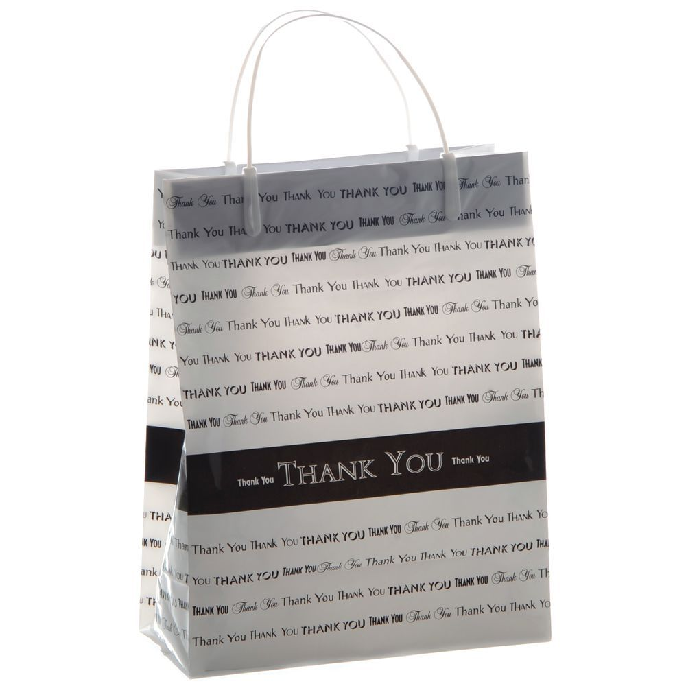 Printed Retail Shopping Bags