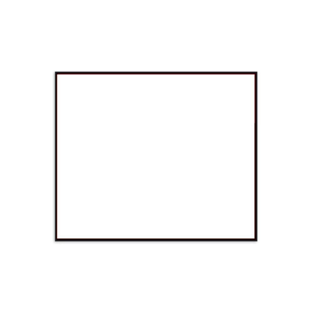 LABEL, PLAIN WHITE, FOR ML1115