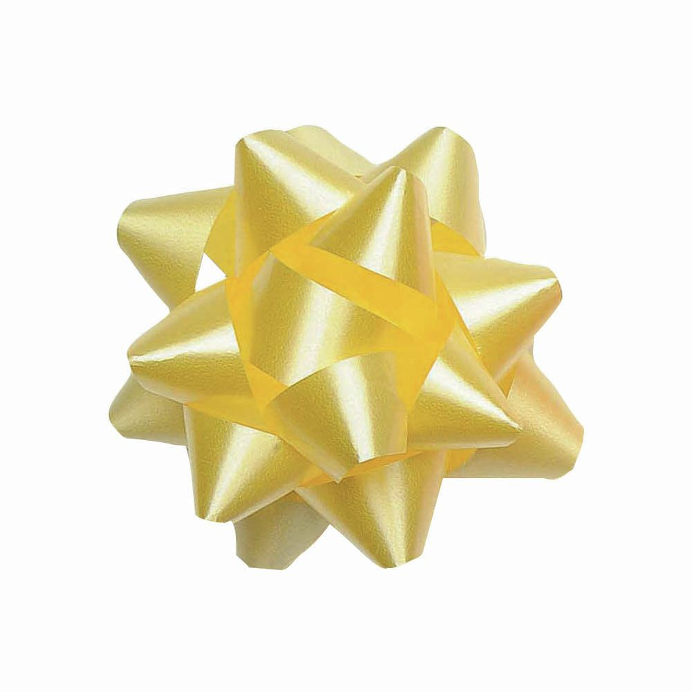 Gift Bows, Yellow