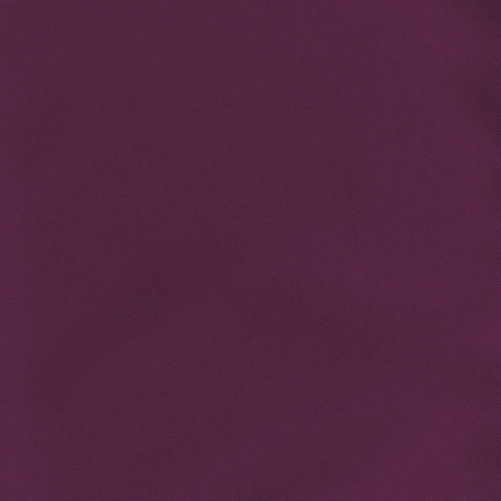 """90"""" Woven Tablecloths, Eggplant"""