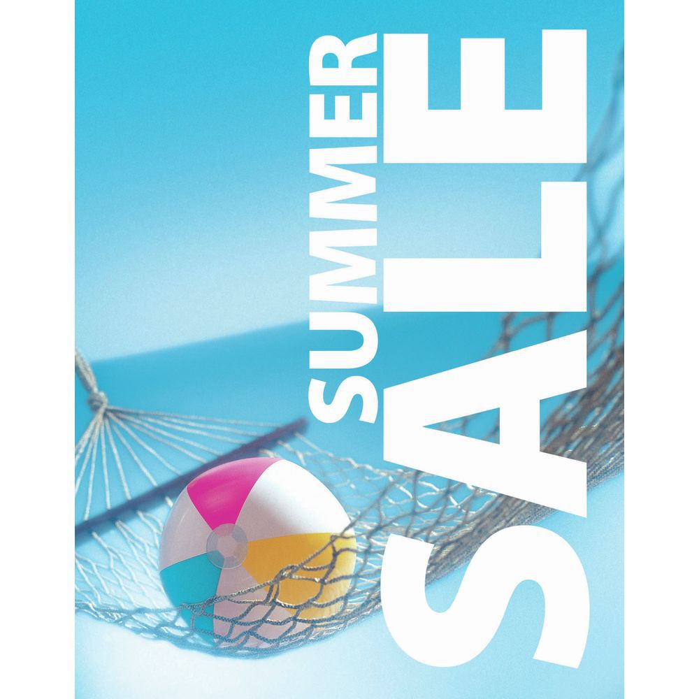 Summer Sale Signs Deluxe