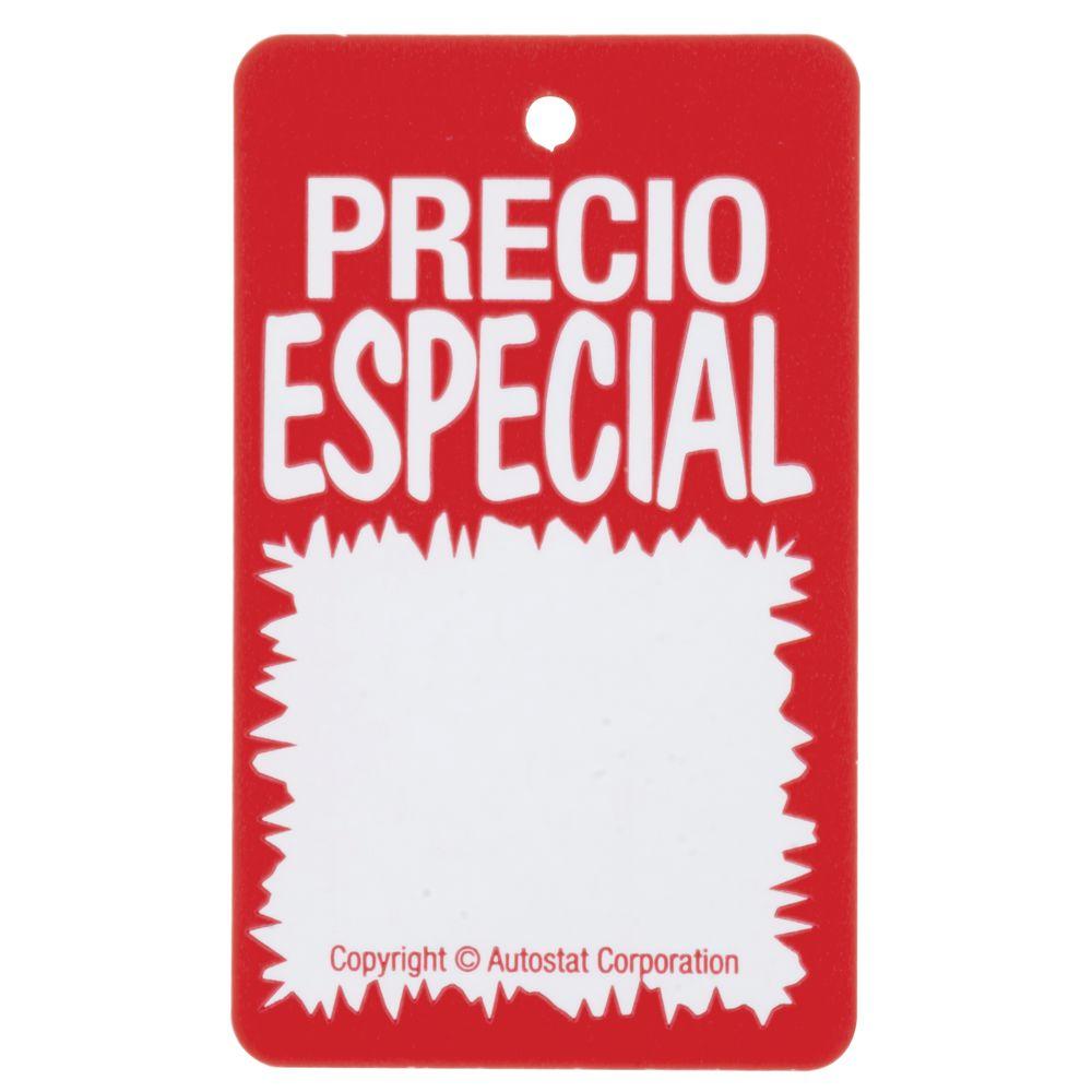 TAG, PRECIO ESPECIAL, UNSTRUNG, SMLL, 1000BX